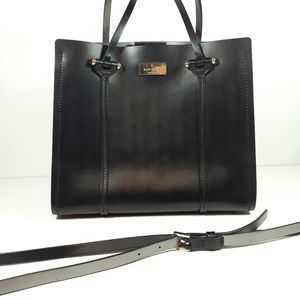 ♠️ Kate Spade Structured Leather Purse Handbag
